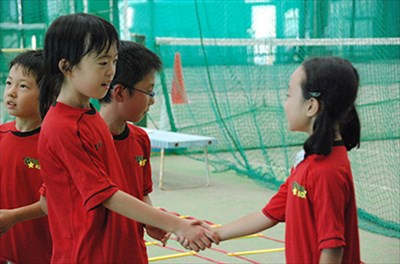 リズムトレーニングで運動能力を養う!名古屋で教室をお探しなら【ゴールデンキッズ】